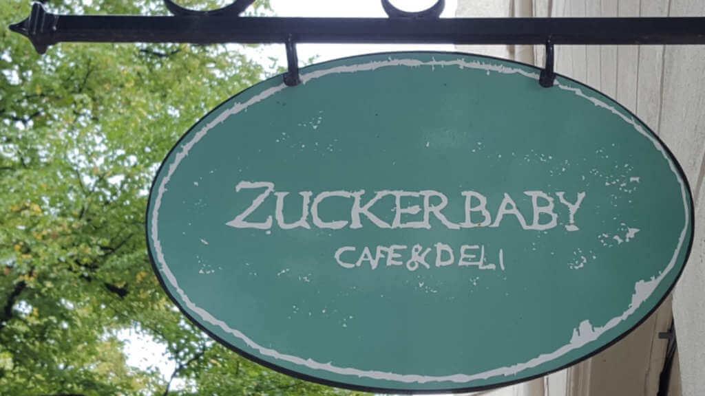 Zuckerbaby - Eat the World