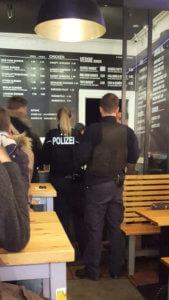Windburger Polizei als Kunde