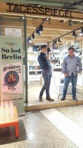 Berlin Food Week 2019. Genuss Guide Präsentation.