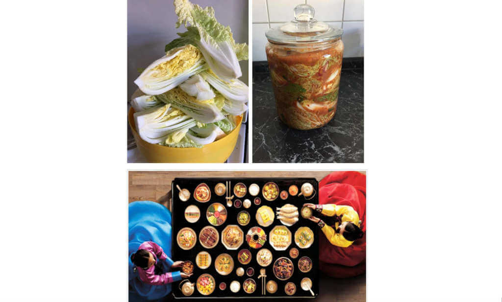 Kimchi Workshop und Mittagessen