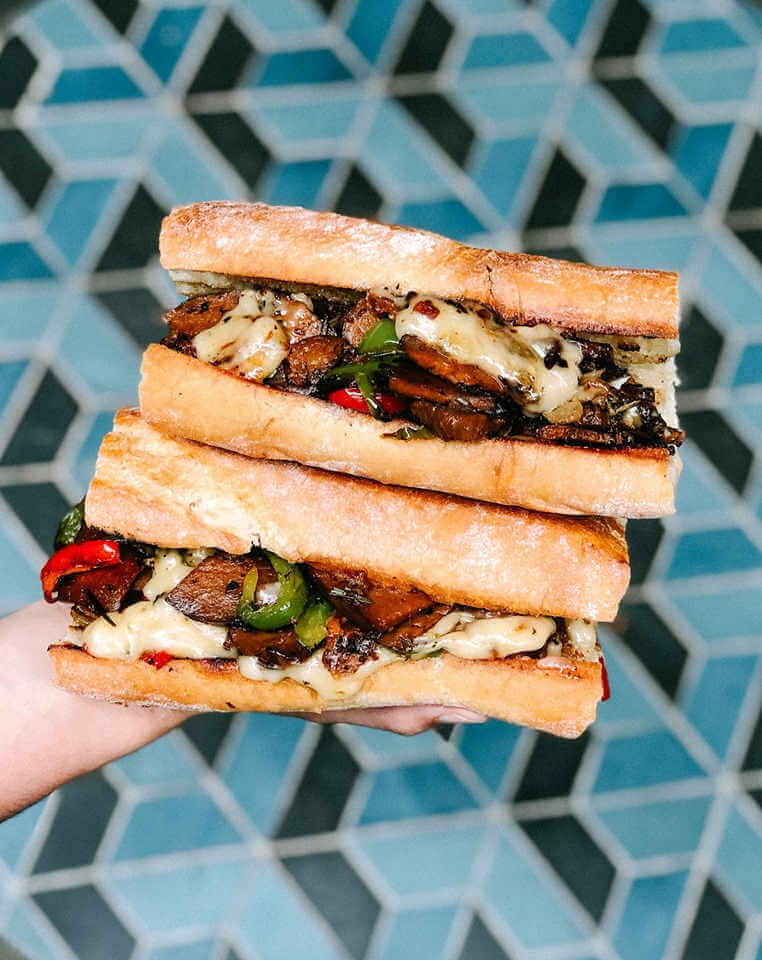 Proof's Place Philly Cheesesteak Pop Up