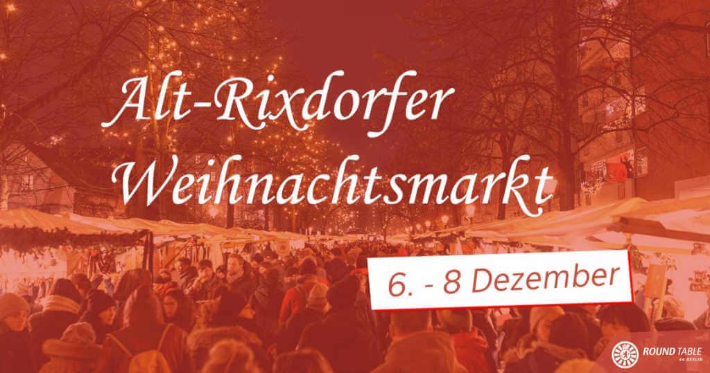 Alt-Rixdorfer Weihnachtsmarkt 2019