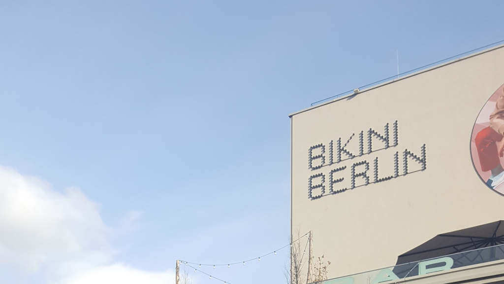 Berlin Food Week 2019. Bikini Haus.