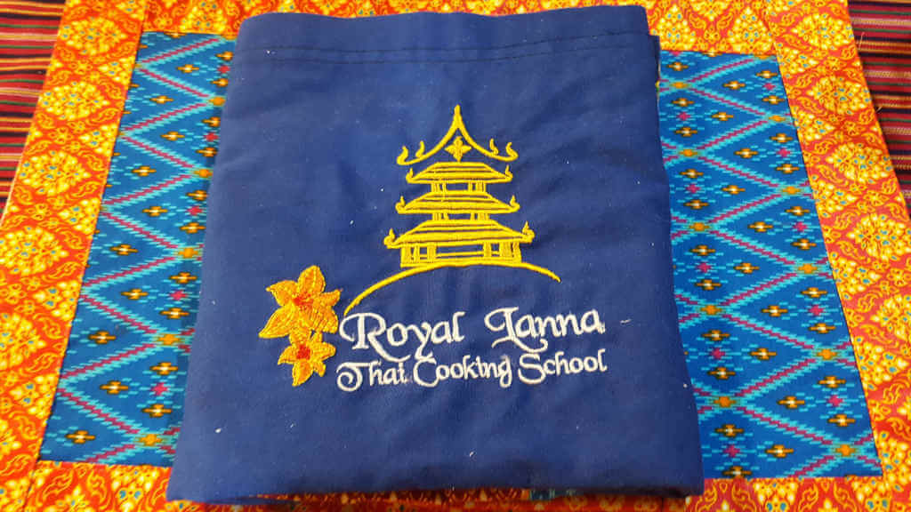 Kochkurs Chiang Mai @ Royal Lanna Thai Cooking School