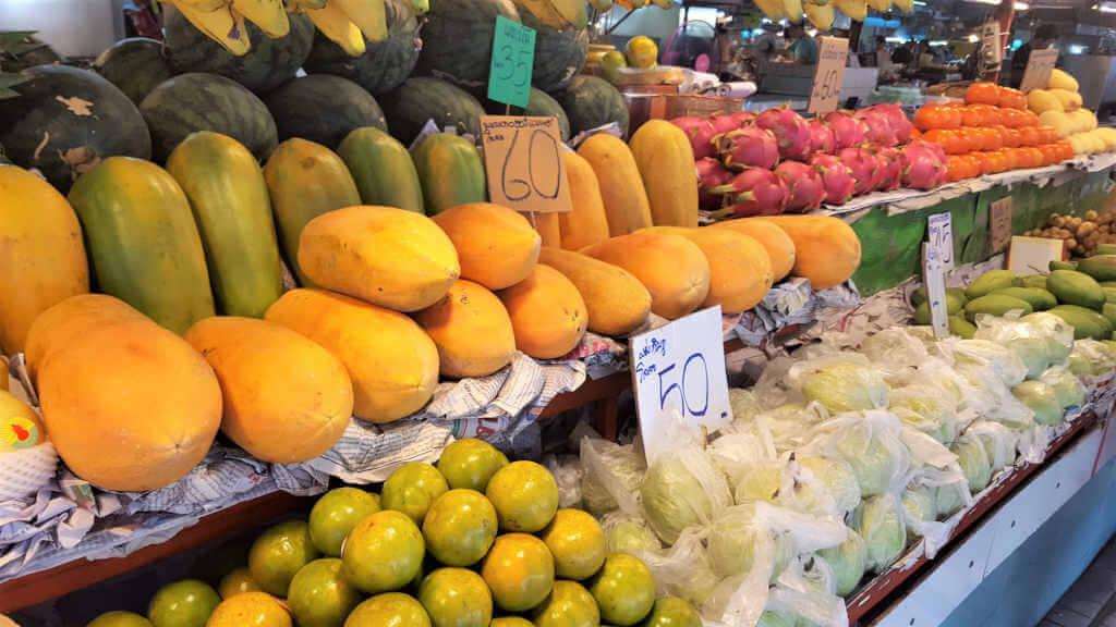 Tha-nin Market Chiang Mai
