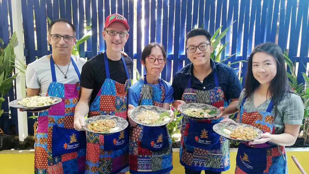 Cooking Class Chiang Mai Participants