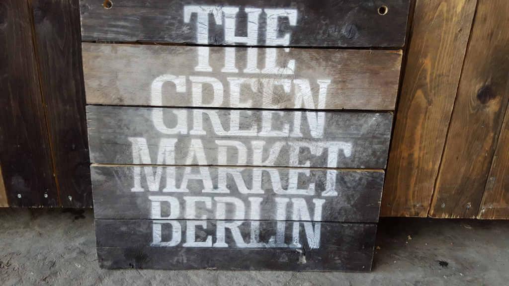 Green Market Spring 2020