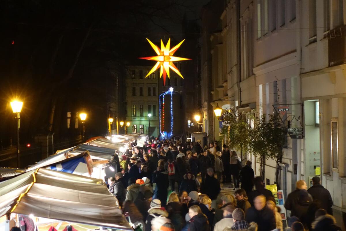 Weihnachtsmarkt Sophienstraße 2019
