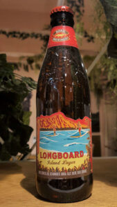 Ma'loa Poké Bowls - Kona lager beer