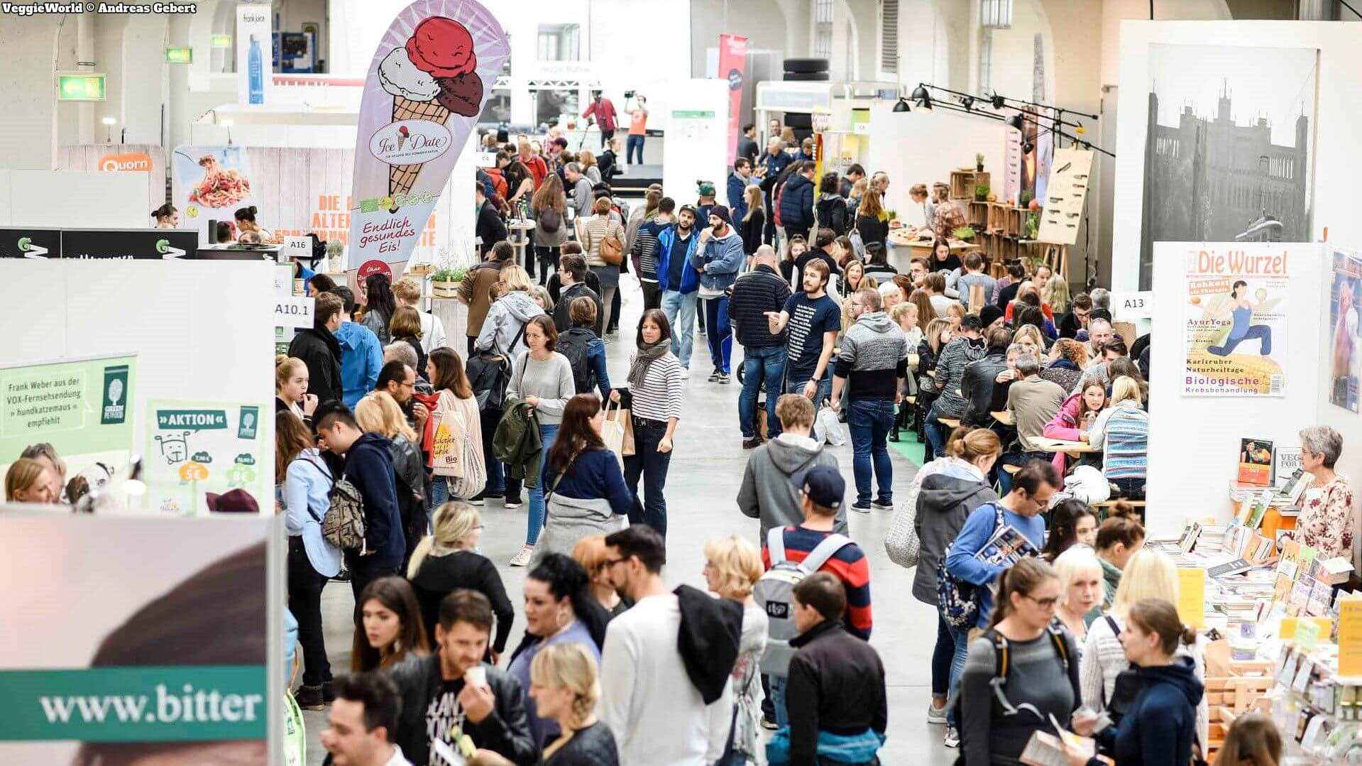 VeggieWorld Berlin 2020