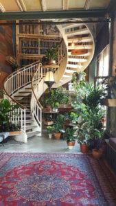 Wendeltreppe House of Small Wonder
