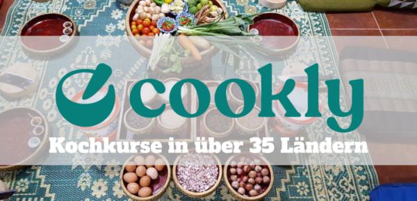Book a cooking class / Buche einen Kochkurs mit Cookly
