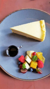 House of Small Wonder Cheese Cake