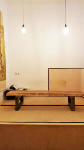 Kame japanischer Tisch