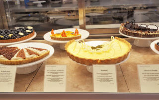 Princess Cheesecake cake selection
