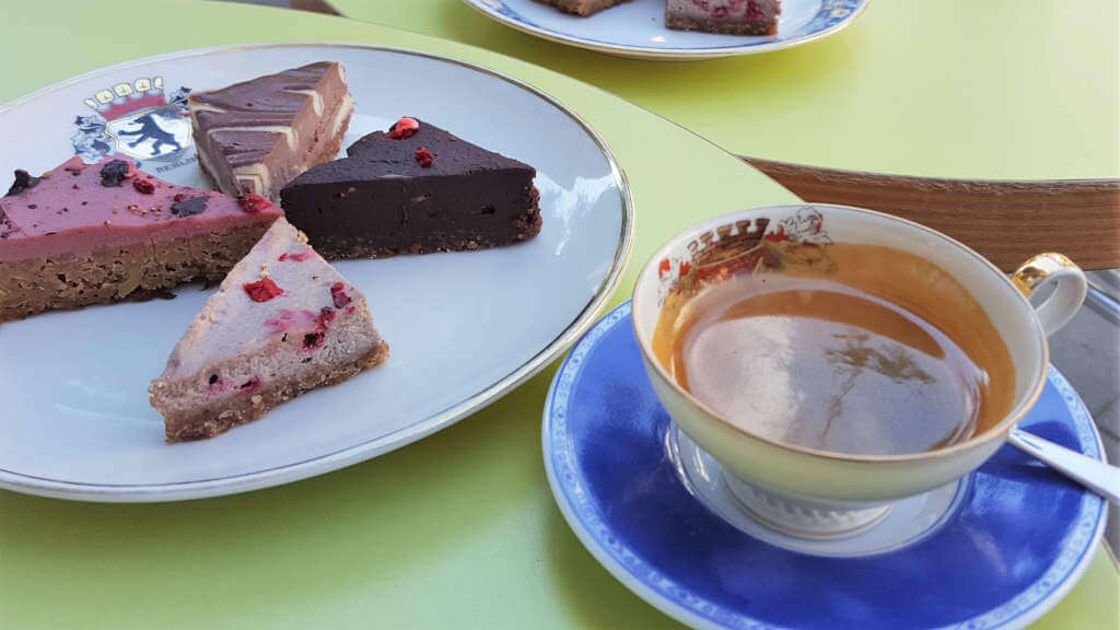 Trivitys Berlin Raw Petits Vielfalt und Kaffee