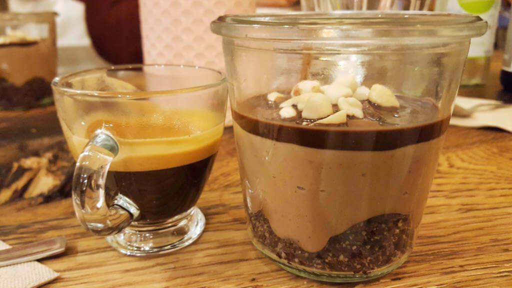 Zero Waste Kochkurs Dessert und Espresso