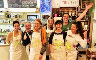 Zero Waste cooking class - group
