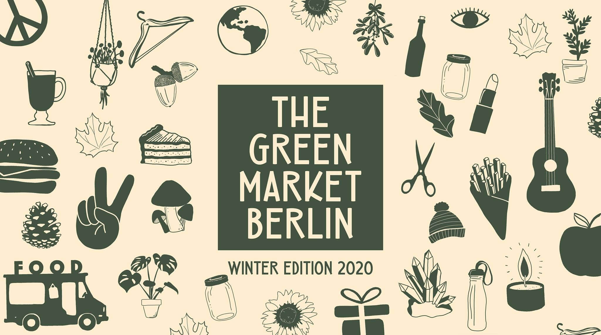 Green Market Berlin Winter 2020