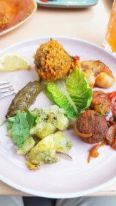 Osmans Töchter vegane Vielfalt