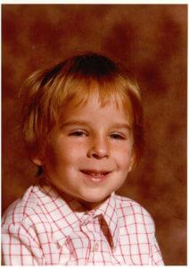 Arnold Kienreich Kindergartenfoto