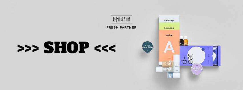 Vegans and Friends Partner - Ringana Shop