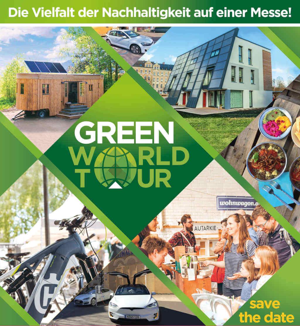 Green World Tour Berlin 2021
