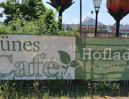 Grünes Café