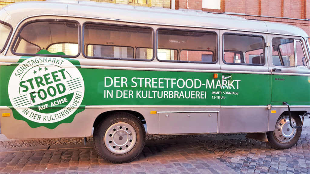 Street Food auf Achse 2021