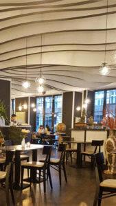 Saigon Cuisine Inneneinrichtung