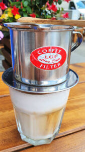 Saigon Cuisine vietnamese coffee