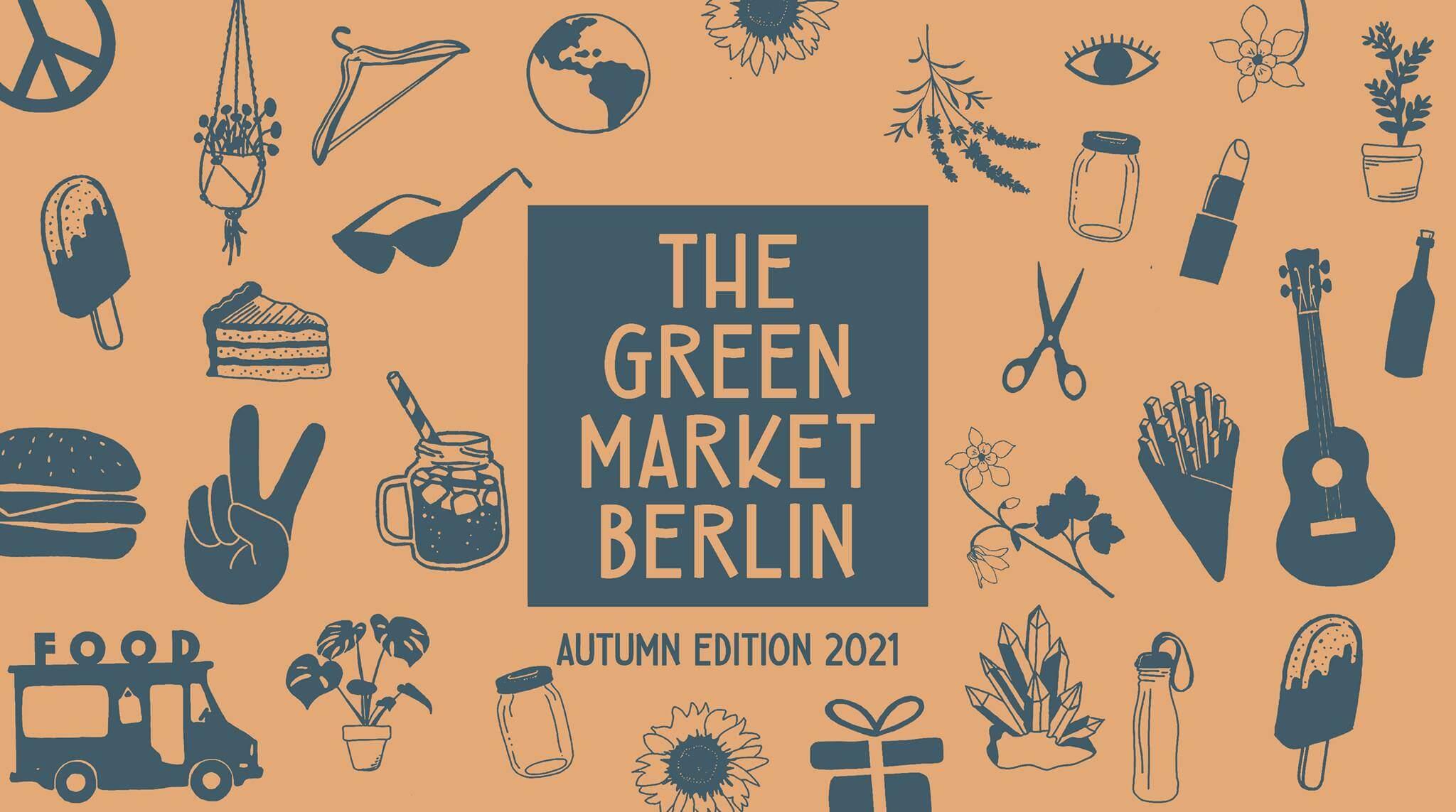 Green Market Autumn Edition 2021 - Jules B-Part Gleisdreieck Berlin