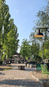 Brew Dog Berlin Gastgarten - Garden