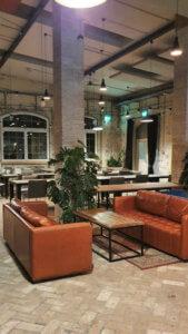 Brew Dog kleiner Saal - Lounge