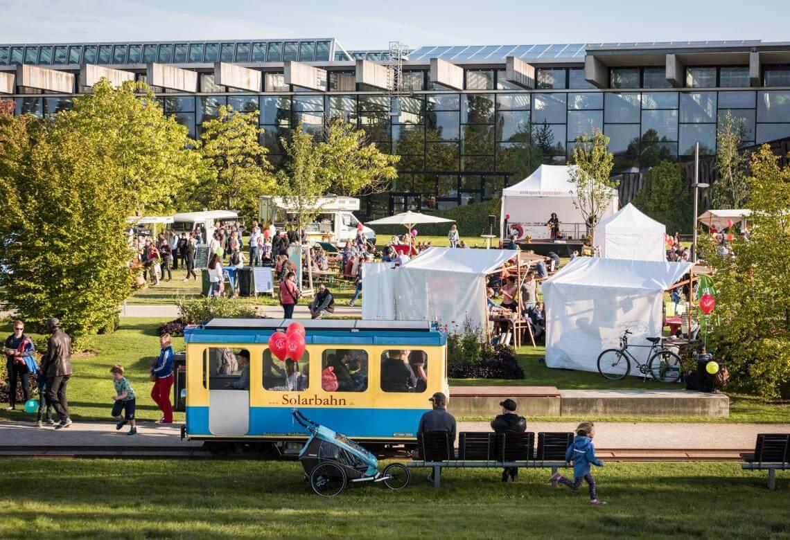 Potsdamer Umweltfest 2021 im Volkspark Potsdam